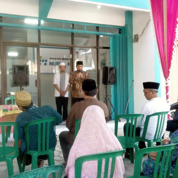 Susana Launching PRAKTIS Nurul Hayat