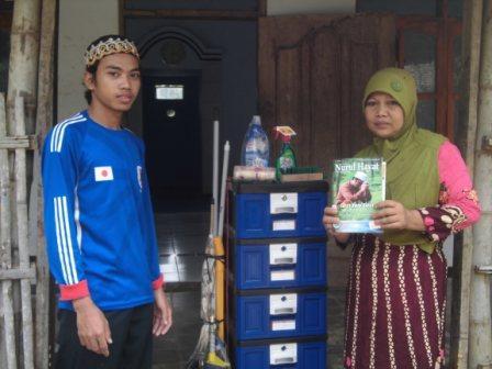 Program Masjid Care dari Nurul Hayat Kediri untuk Mushola Nurul Huda