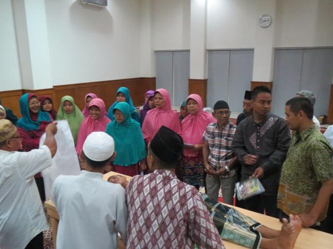 Pelatihan Rawat Jenazah untuk warga Surabaya